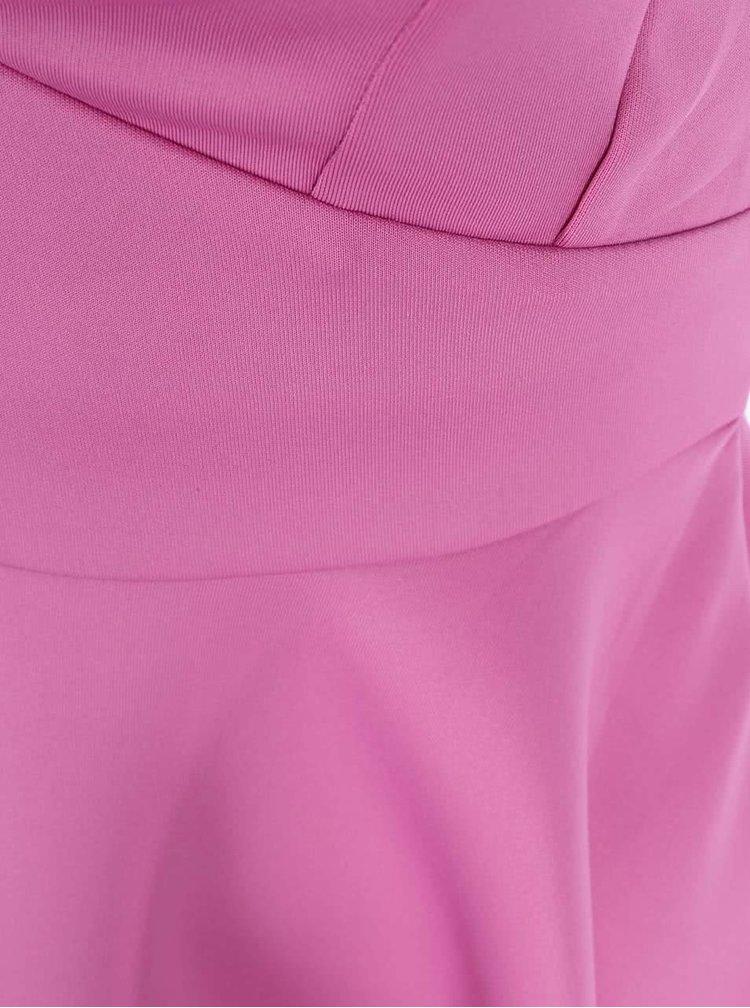 Rochie mini roz AX PARIS