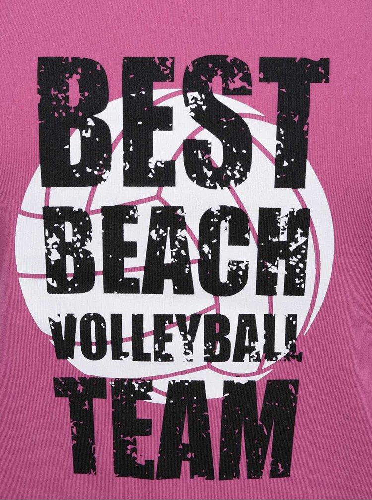 Ružové dámske tielko ZOOT Originál Volleyball