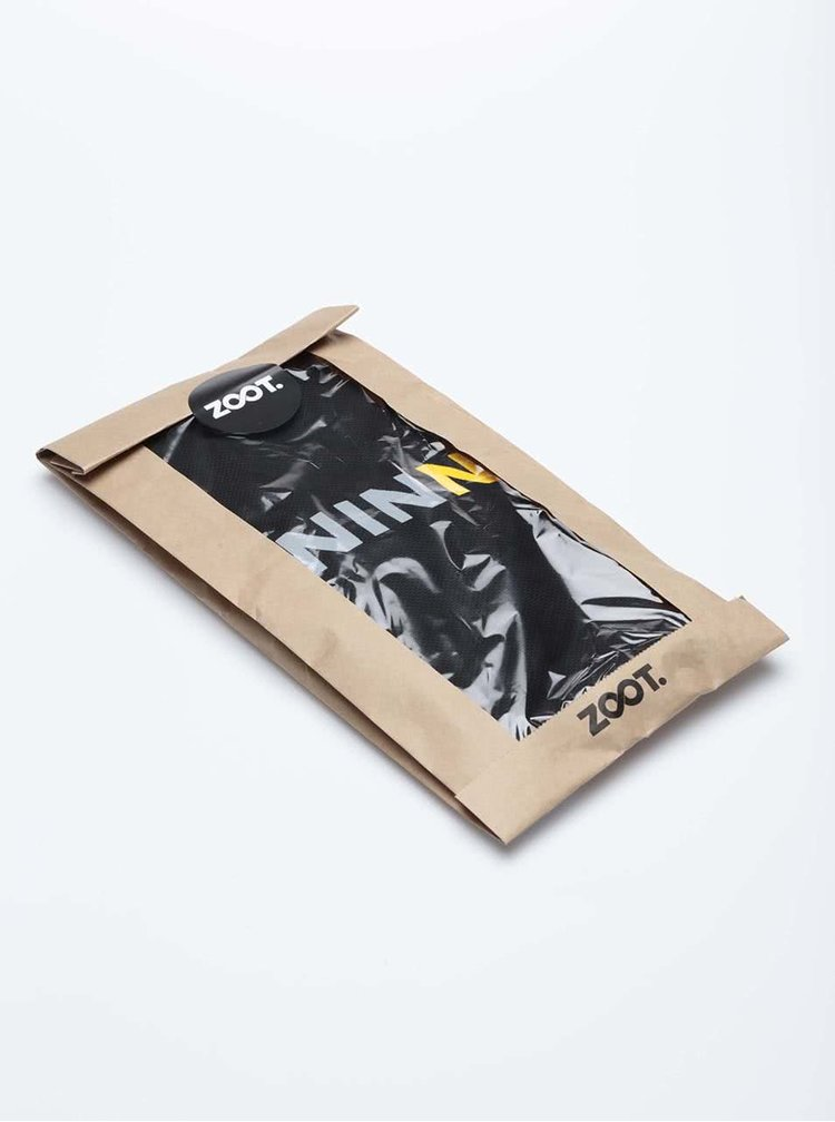 Černé pánské triko ZOOT Originál Running Beast