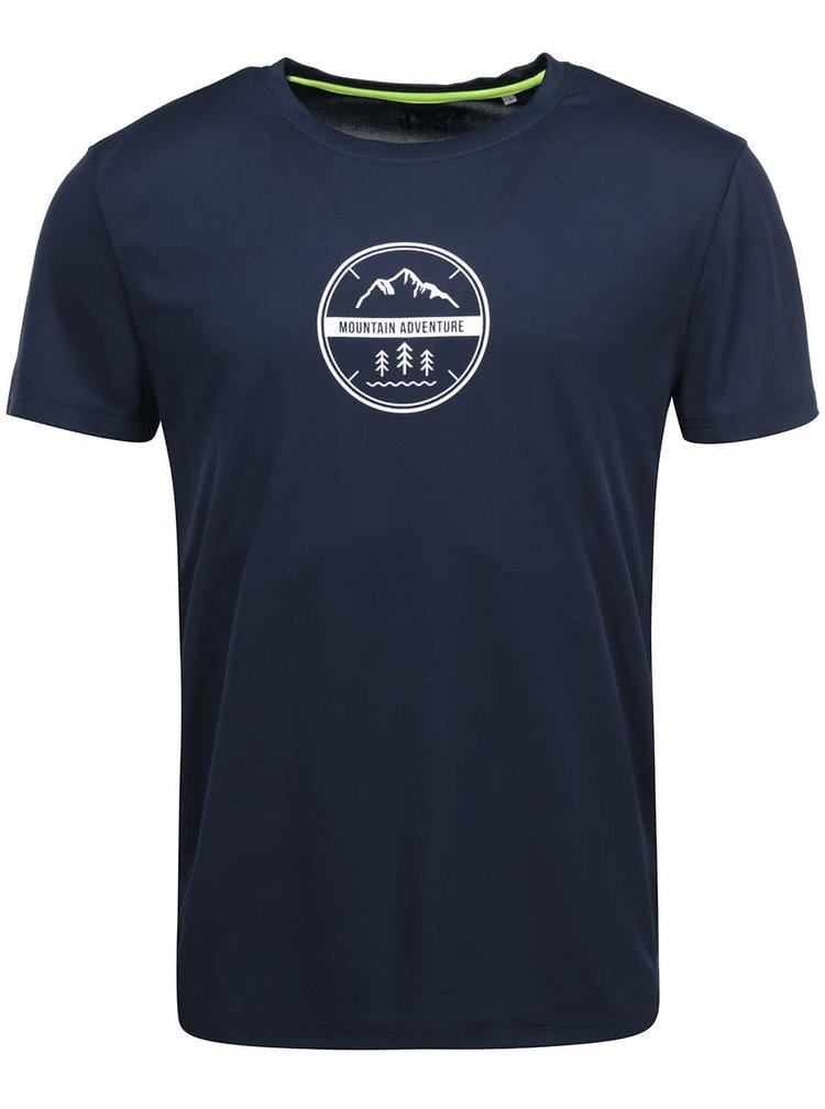 Tmavě modré pánské triko ZOOT Originál Adventure