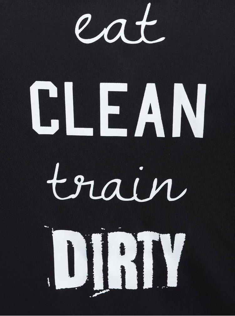 Černé dámské tílko ZOOT Originál Eat Clean