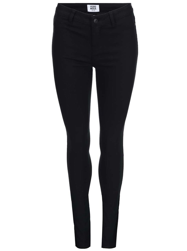 Jeggings VERO MODA Flex-It - negru