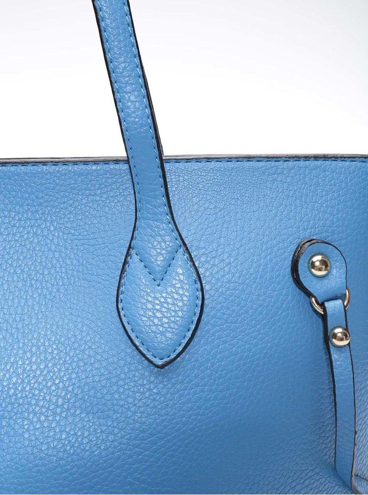 Geanta de mana albastra 3 in 1, de la Kris-Ana
