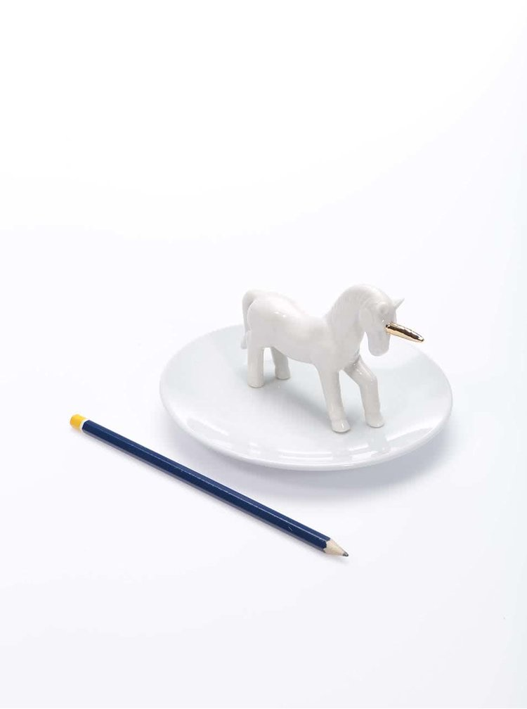 Bol de bijuterii unicorn Sass & Belle