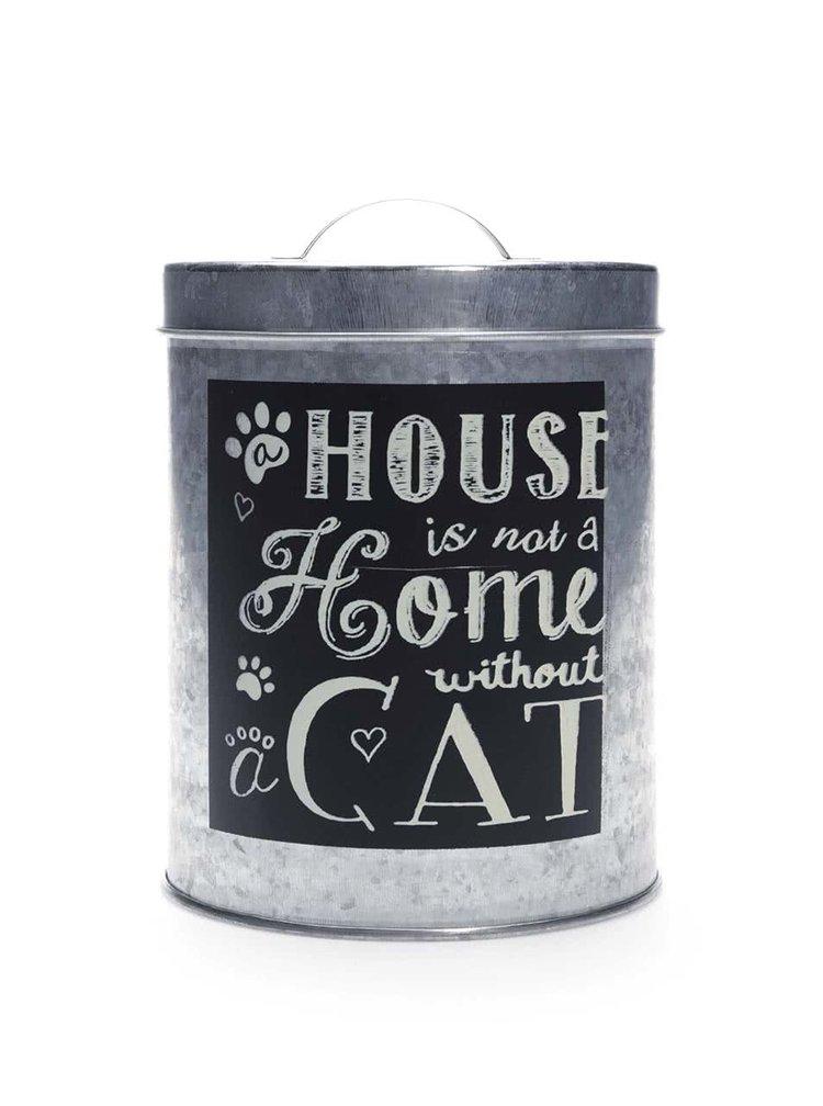 Recipient pentru mancare de pisica Sass & Belle