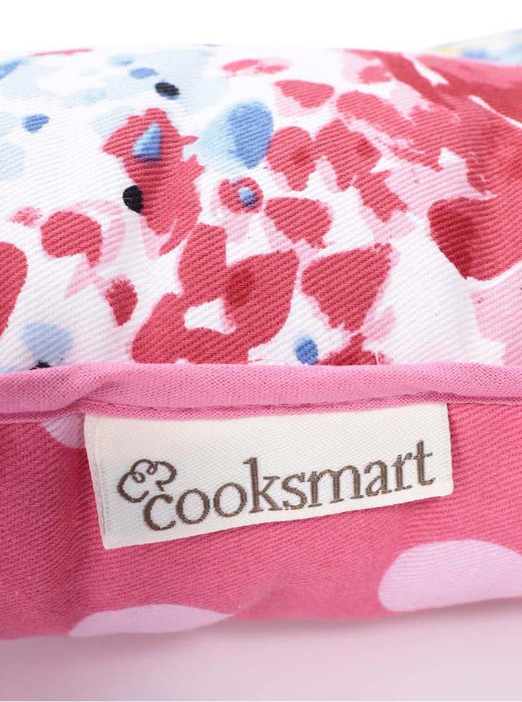 Barevný podsedák s květy Cooksmart Floral Romance