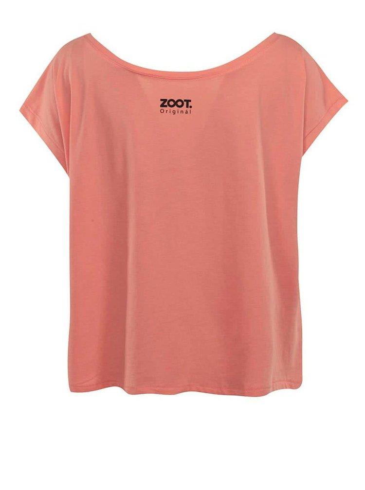 Tricou ZOOT Original Dreamcatcher corai de damă