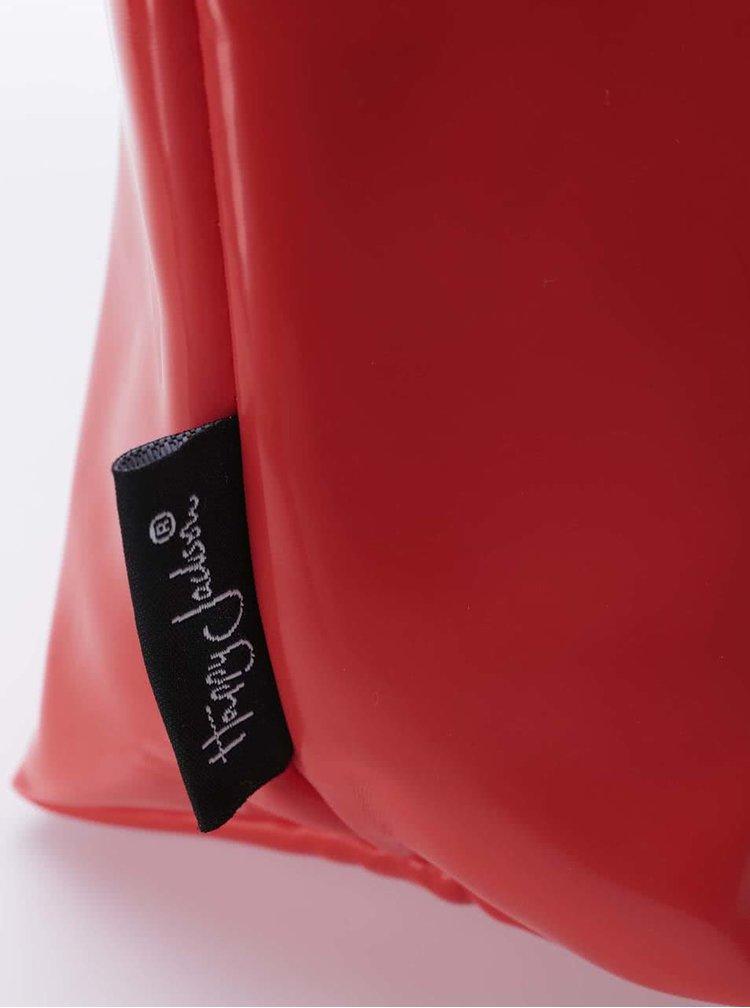 Červená kosmetická taštička Happy Jackson