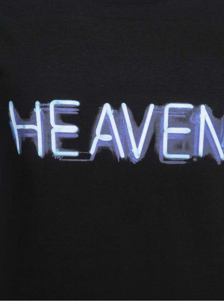 Černé dámské tričko ZOOT Originál Heaven
