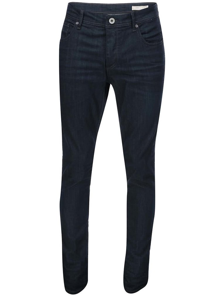 Jeanși skinny bleumarin Selected Homme One Fabios