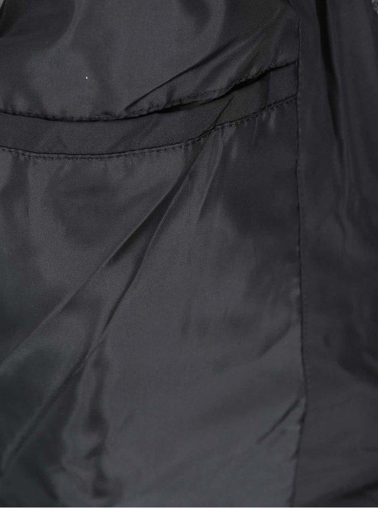 Černá prošívaná bunda VILA Lonar