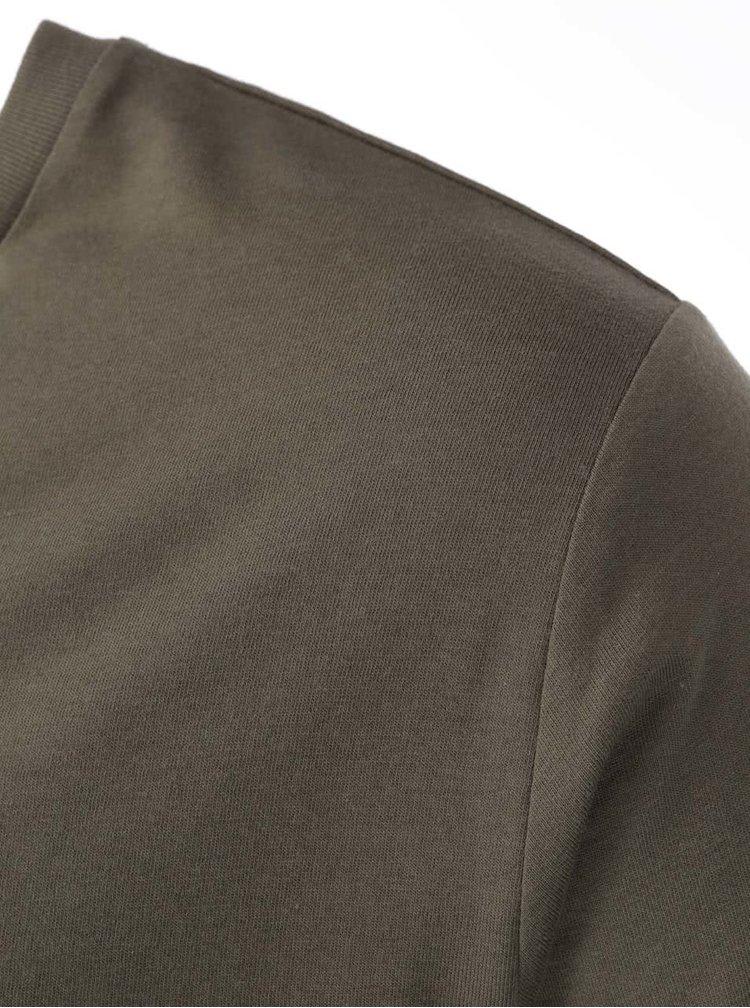 Khaki pánské tričko ZOOT Originál Kukačky