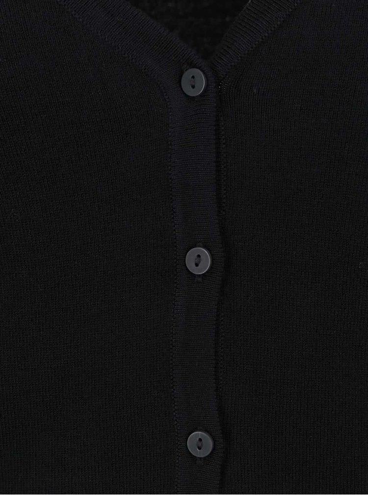 Cardigan negru - VERO MODA Glory