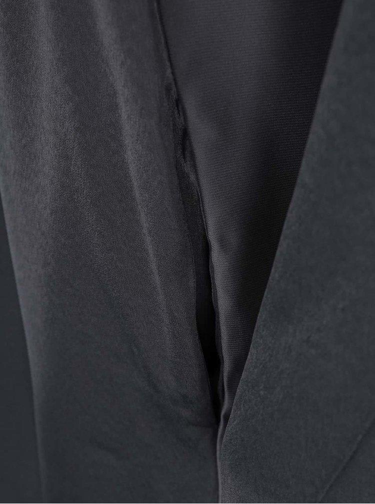 Cardigan Pas, creat de VILA - gri inchis