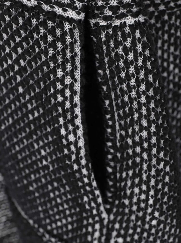 Cardigan gri/negru Maltes, VILA