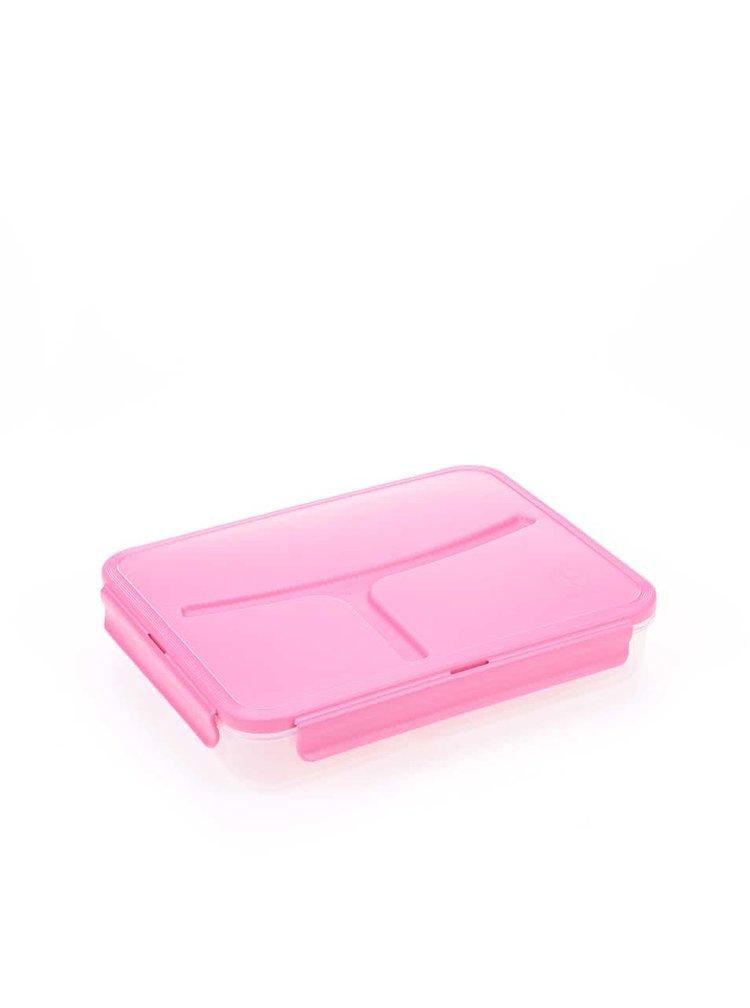 Cutie pentru prânz roz Prêt à Paquet