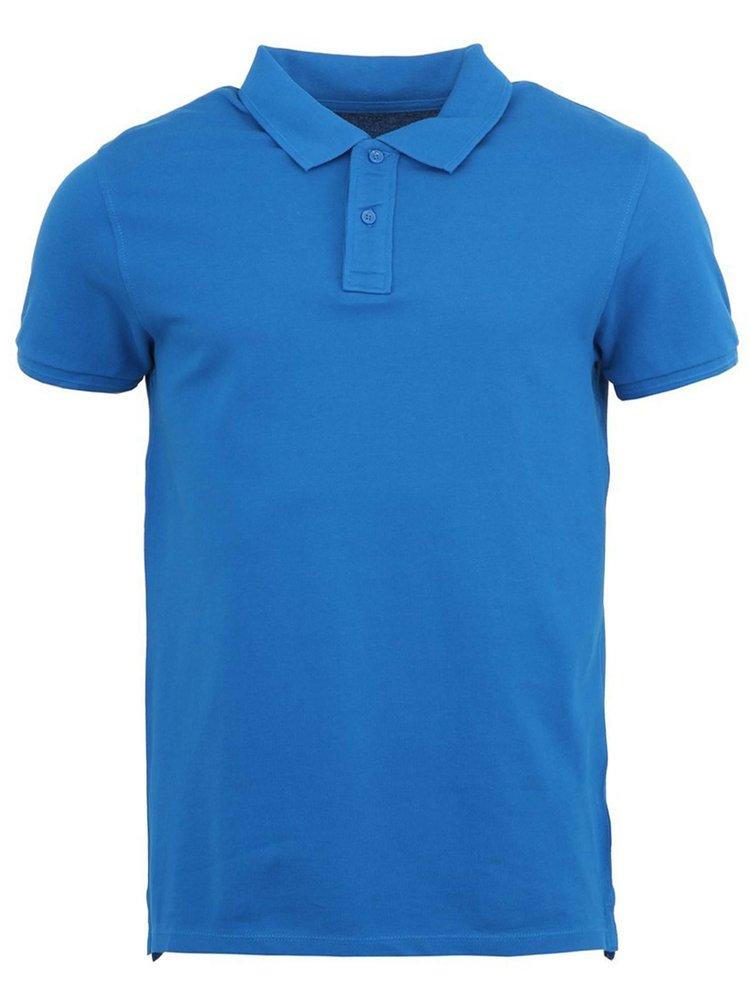 Modré pánske tričko Stanley & Stella Performs