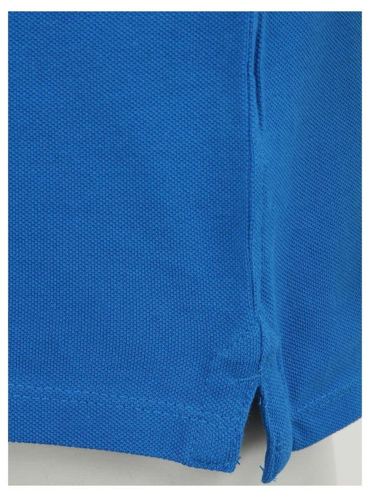 Modré pánské triko Stanley & Stella Performs