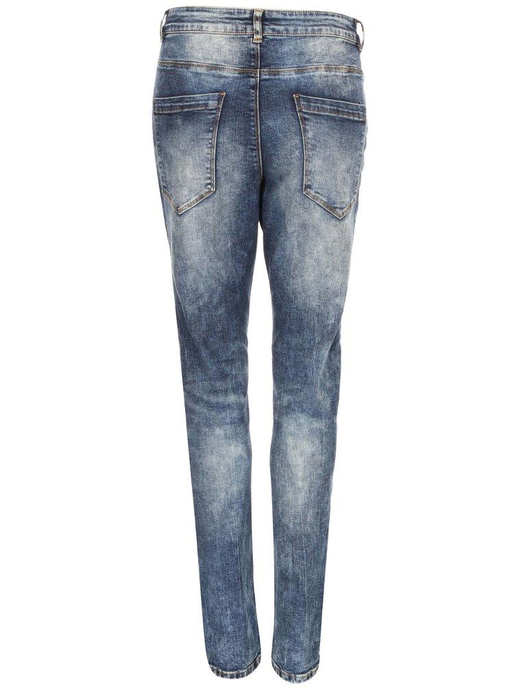 Tmavě modré džíny VERO MODA Maxi