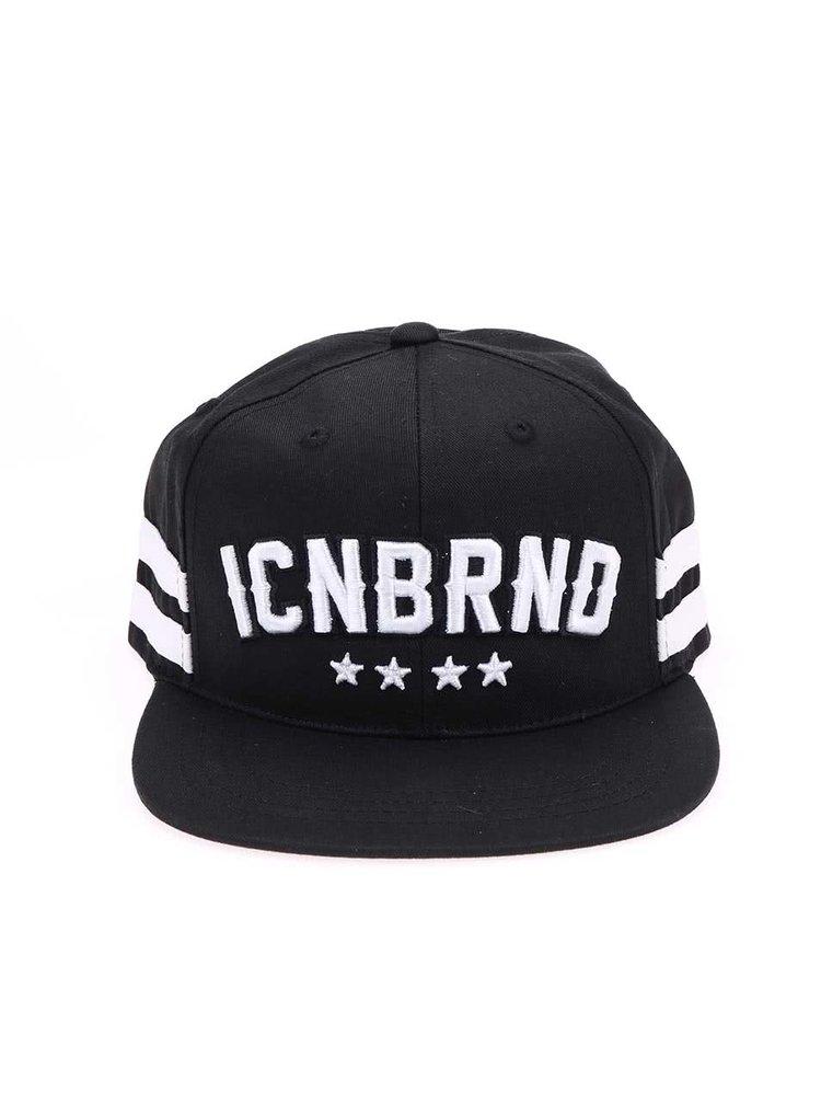 Icon Brand No. 1 Șapcă de Baseball Neagră