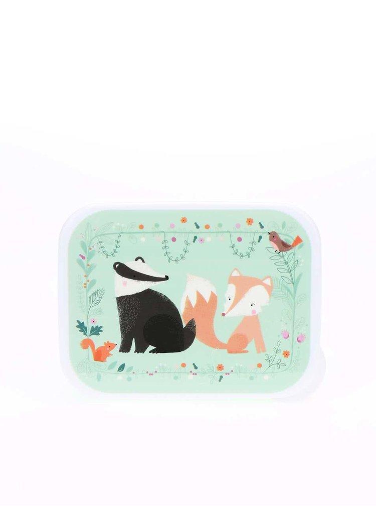 Cutie pentru gustări Sass & Belle Woodland Friends
