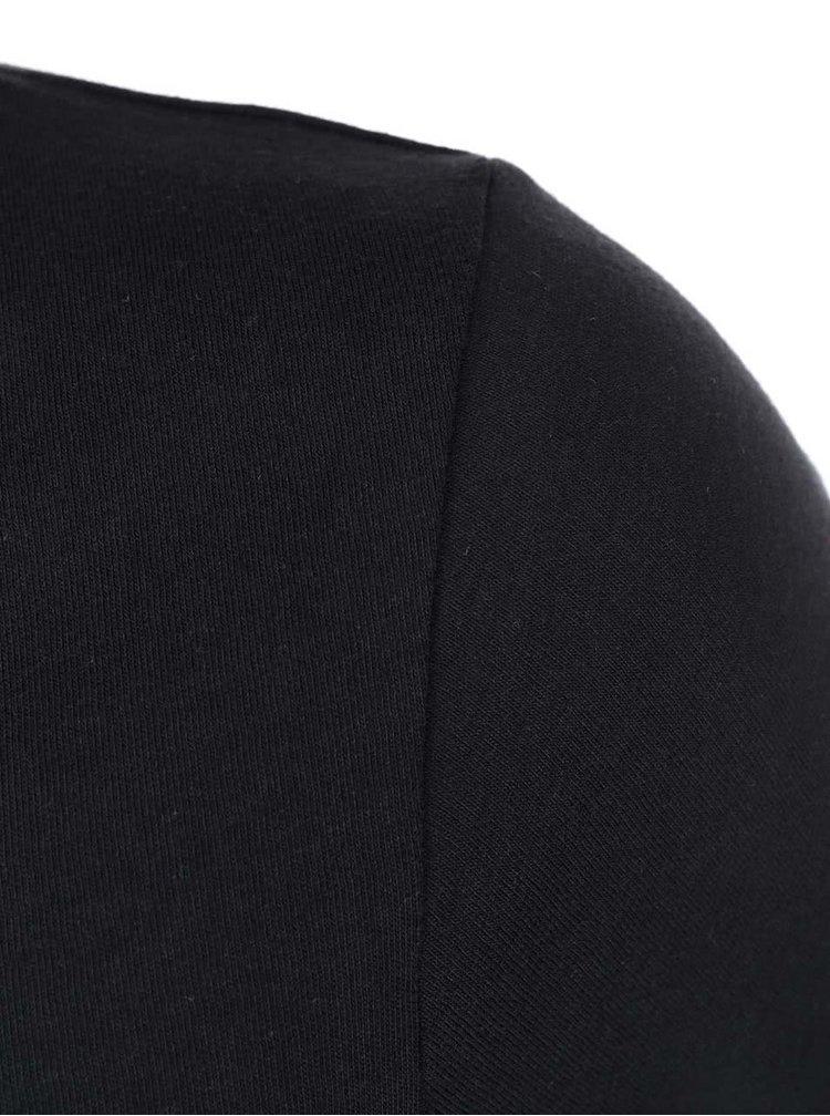 Čierne dámske tričko ZOOT Originál Bla bla bla