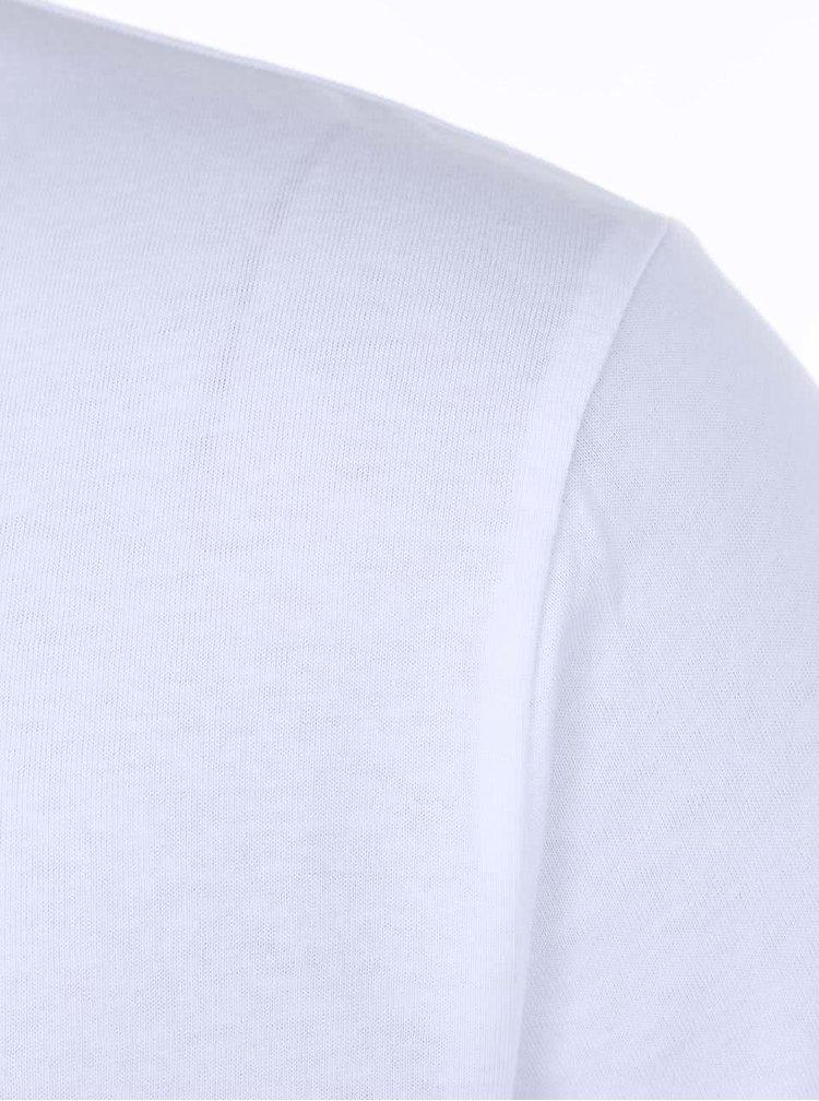 Tricou alb ZOOT Original A+ cu imprimeu