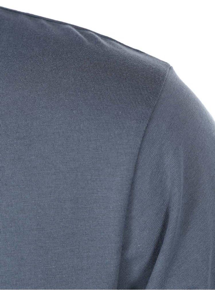 Tmavě šedé pánské triko ZOOT Originál Student