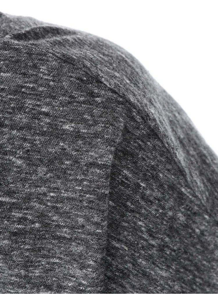 """""""Dobré"""" šedé dámské tričko KEEPItCLEAN"""