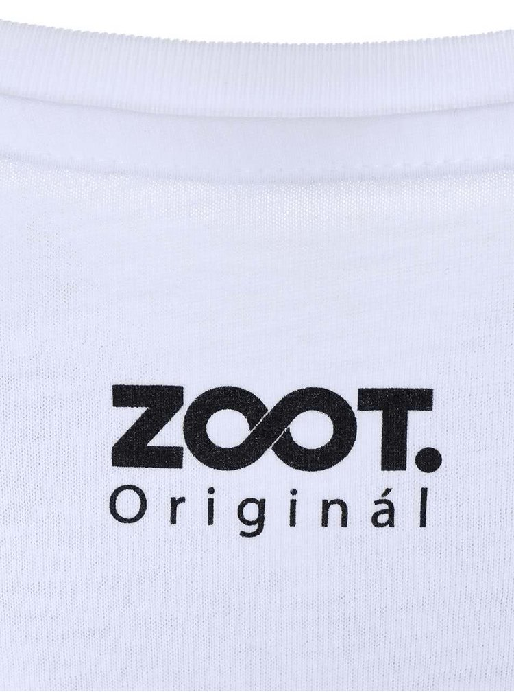 Bílé dámské tričko ZOOT Originál Pulp Fiction