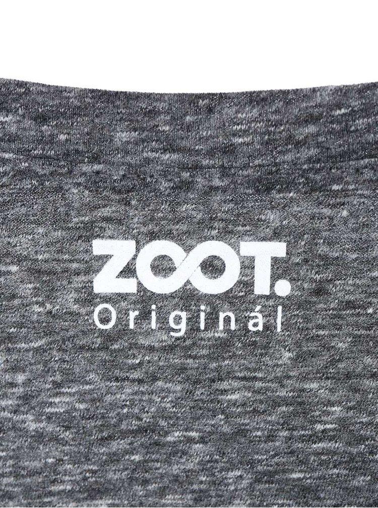 Šedé dámské volné tričko ZOOT Originál Harry jdu do baráku