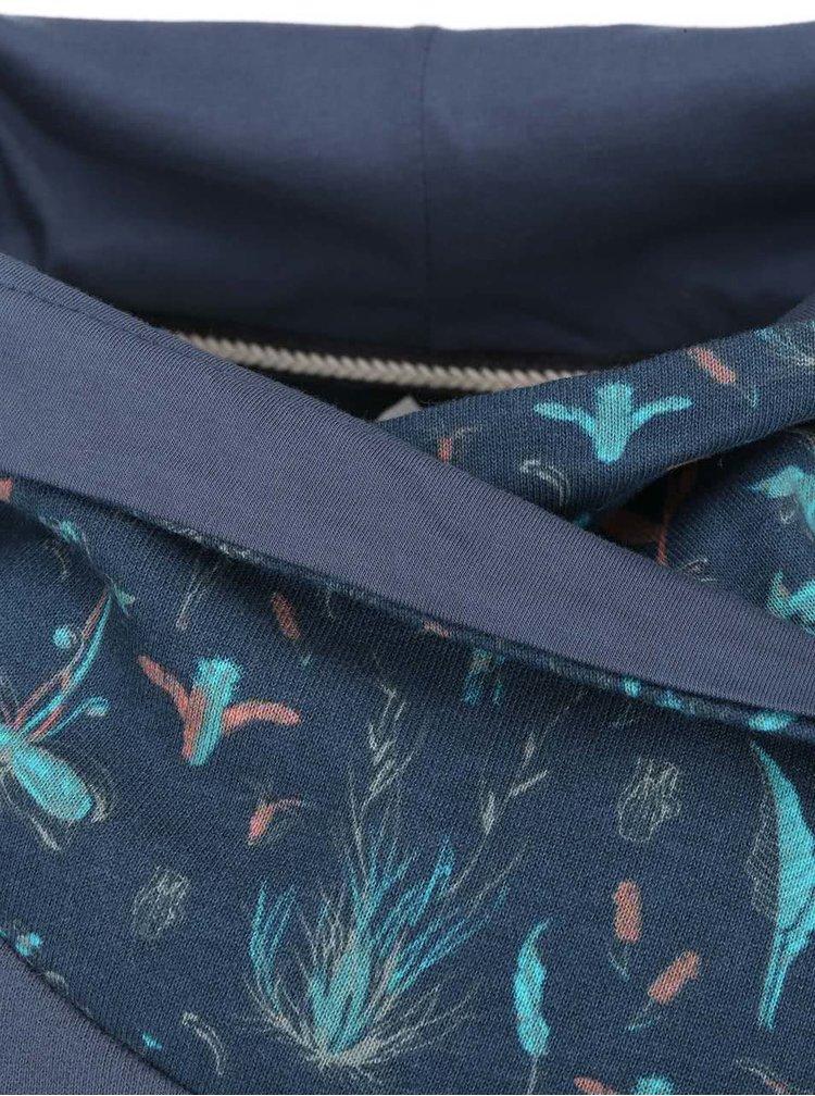 Šedomodrá dámská mikina Ragwear Nest B