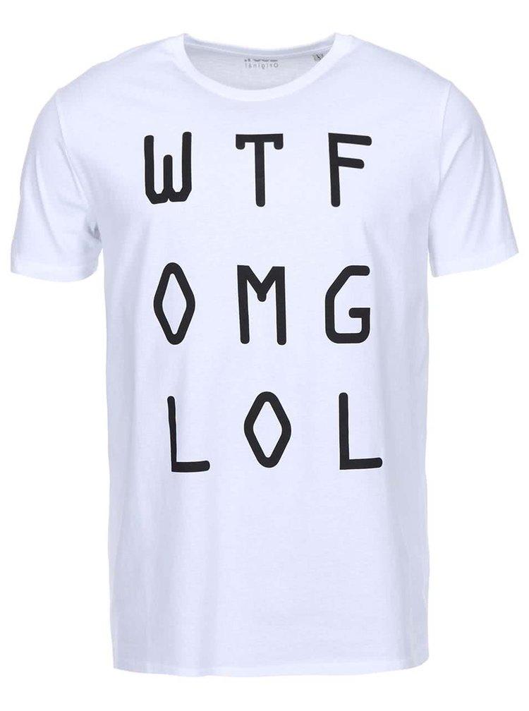 Tricou ZOOT Original alb pentru bărbați