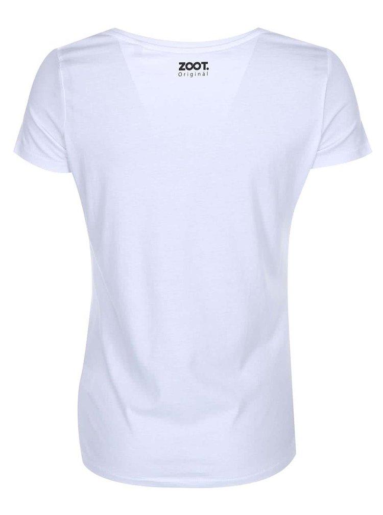 Bílé dámské tričko LUCIE SRBOVÁ Redheads