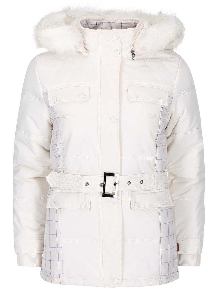 Jachetă crem de damă, matlasată, Bellfield Seaford