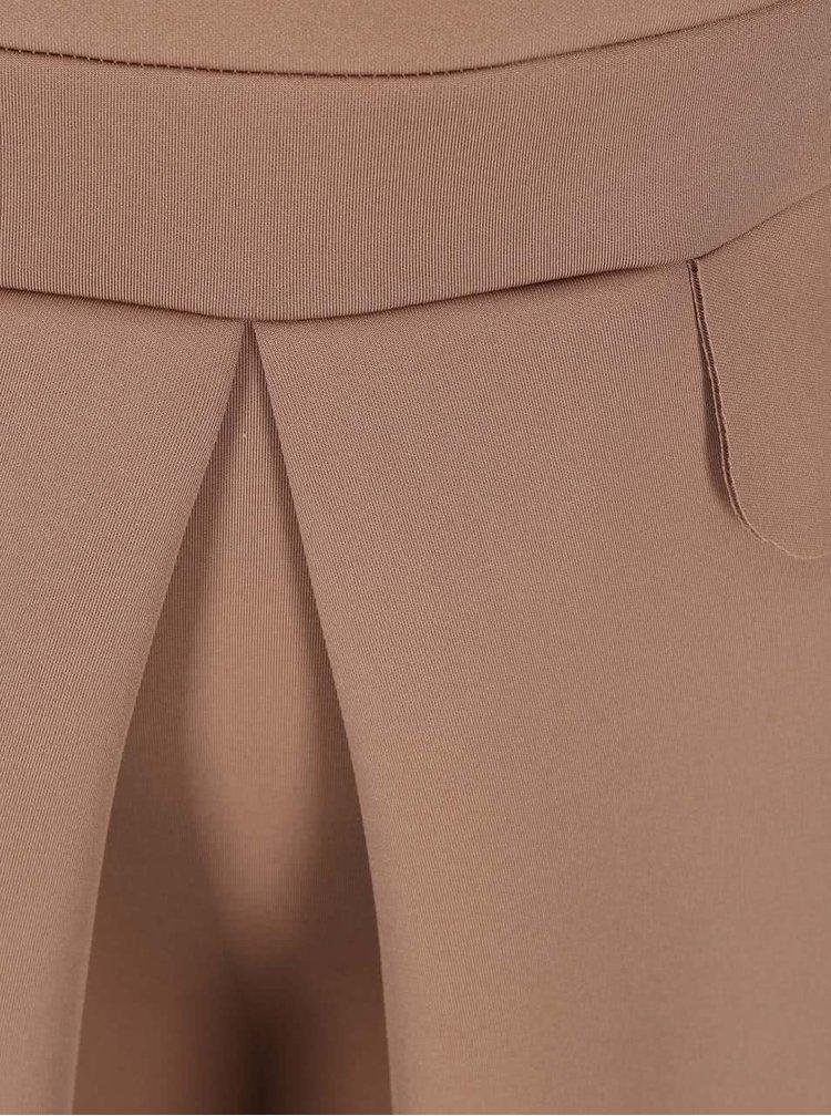 Rochie maro deschis cu fermoar de la AX Paris