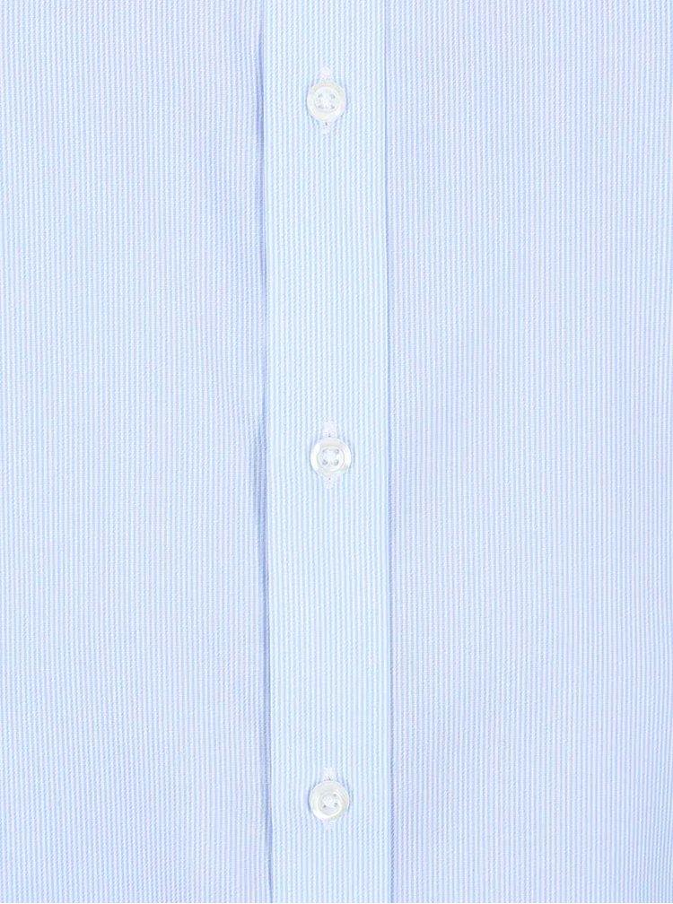 Světle modrá formální slim fit košile Seven Seas California