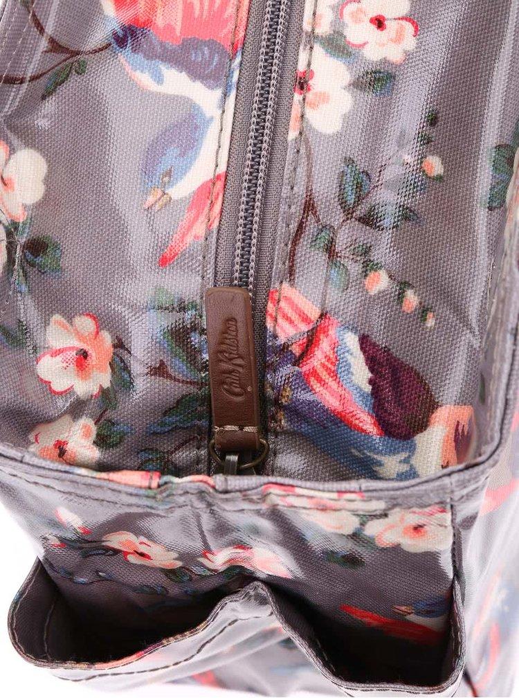 Šedá taška s ptáčky Cath Kidston