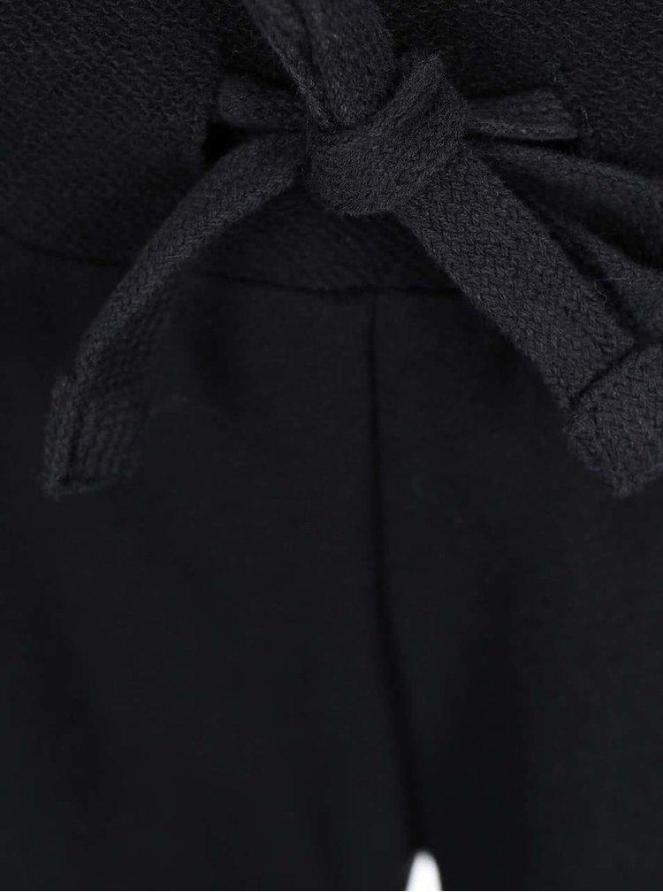 Čierne dámske tepláky Desires Liron