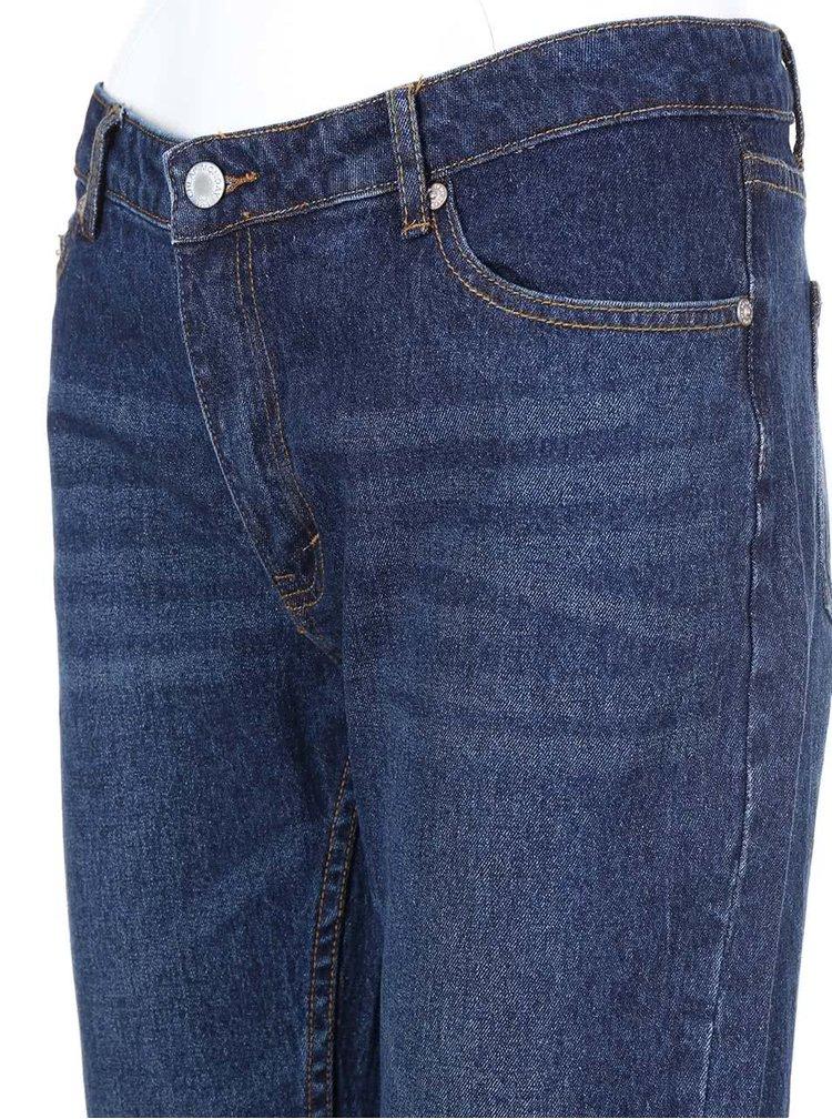 Modré dámské rovné džíny Cheap Monday Rewind Rip
