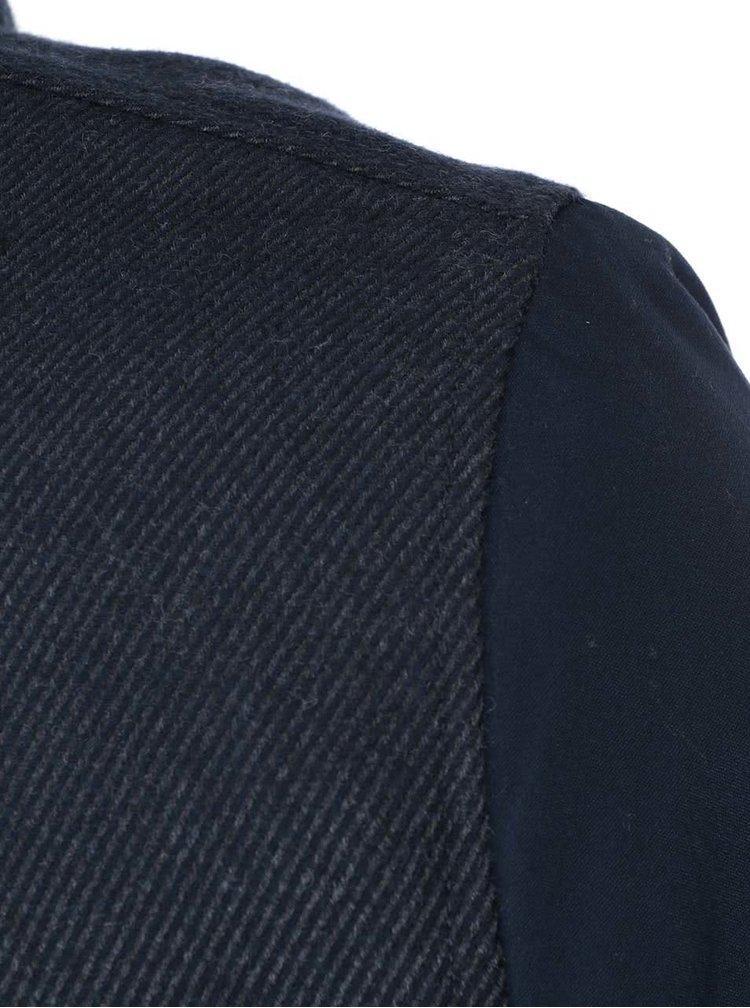 Tmavě modrá pánská bunda Ragwear Eagle
