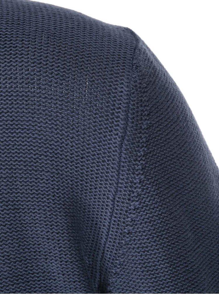 Pulover bleumarin Reversed de la Shine Original
