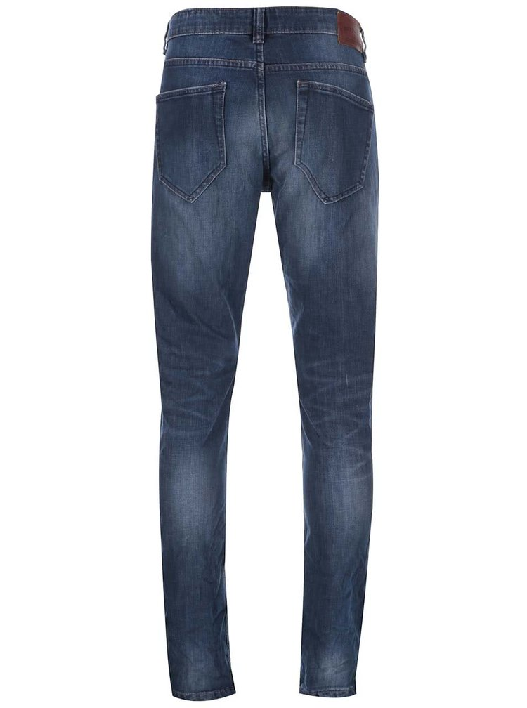 Jeanși bleumarin slim ONLY & SONS