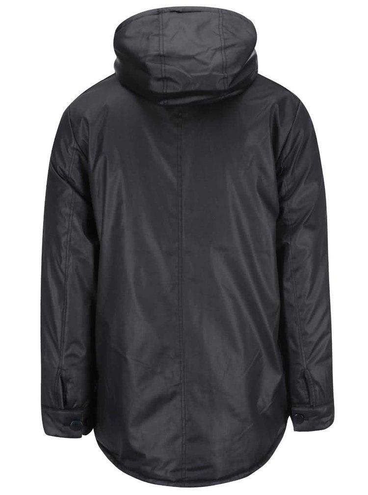 Jachetă neagră cu glugă ONLY & SONS Thomas