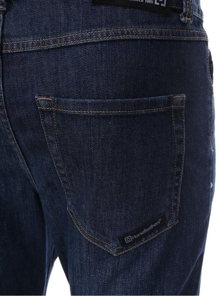 Modré pánské džíny Horsefeathers Indy