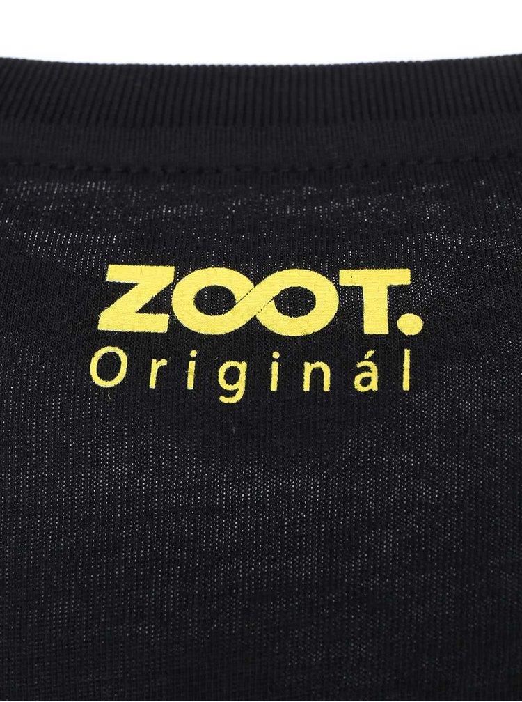 Černé pánské triko ZOOT Originál Art Is Long