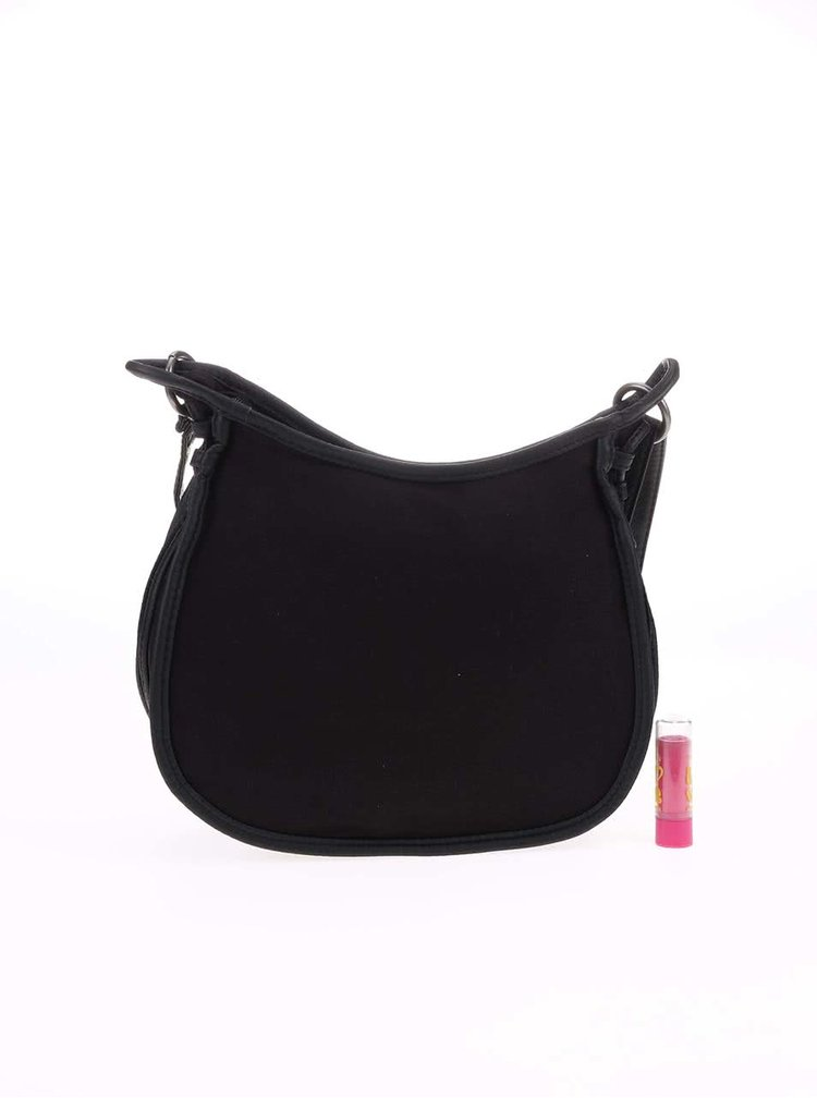 Černá menší kabelka přes rameno Roxy Explorer