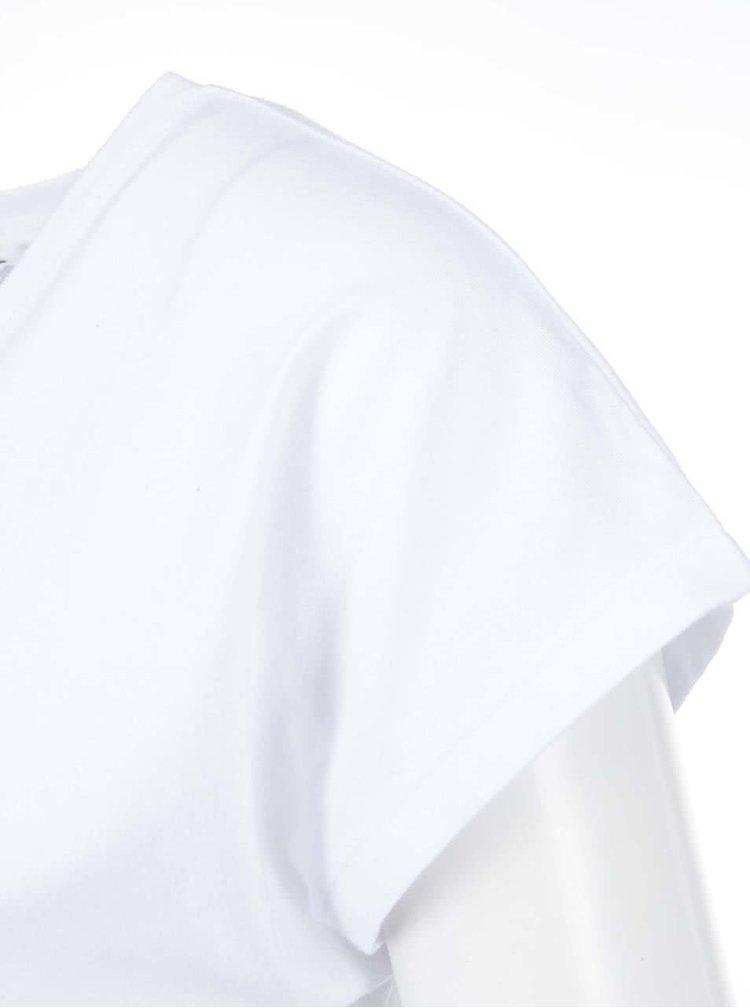 Biele dámske tričko ZOOT Originál Kurzory