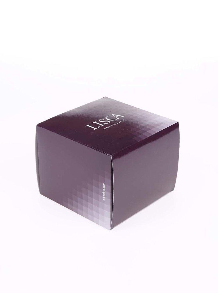 Sutien push-up Glitter negru cu dantela de la Lisca