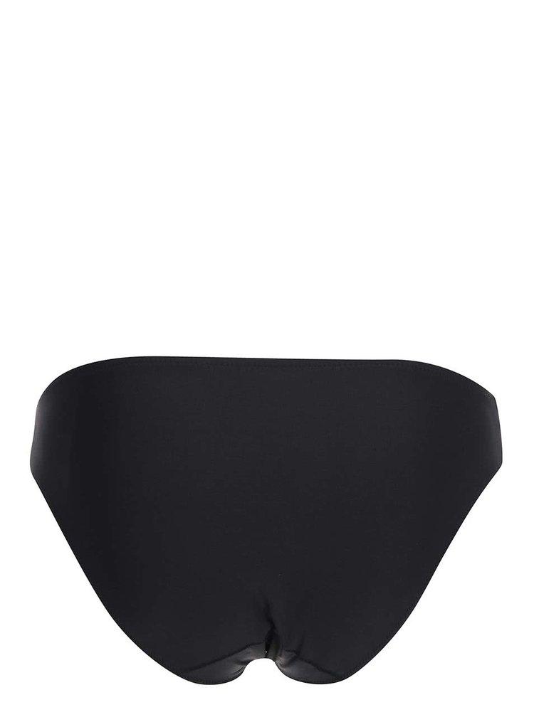 Černé hladké kalhotky Lisca Pearl